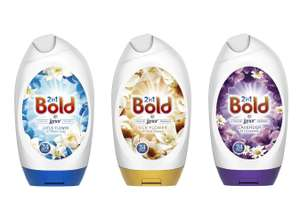 Bold 2in1 Concentrated Gel 888ml for £2.50 @ Wilko