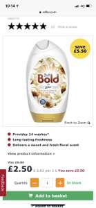 Bold 2 in 1 at Wilko for £2.50
