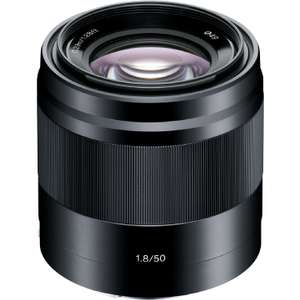 Sony SEL50F18 50mm f1.8 OSS - London Camera Exchange for £219.99