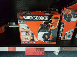 Black & Decker HVLP200 Fence Sprayer £10 in store clearance B&M