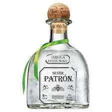 Patron Tequila Silver (and XO Cafe) 35cl £18  at Asda
