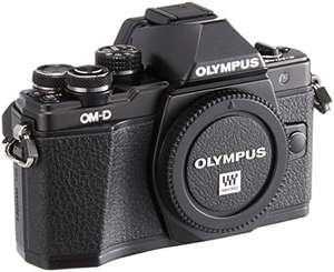 Olympus OM-D E-M10 Mark II Compact System Camera Body at Amazon for £346.32