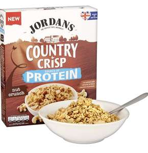 Jordan's Country Crisp Protein @ Amazon Pantry £1.50