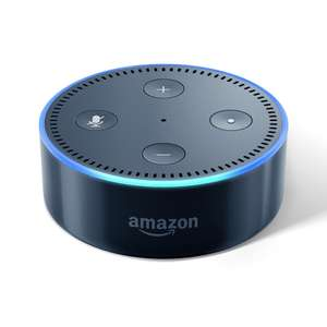 Amazon Echo Dot (2nd gen) for £25 (plus £2.95 delivery) @ Hive