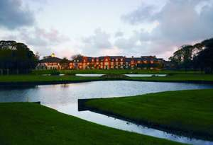 1 Night for 2 at 4 star Formby Hall Golf resort & Spa w/ executive room breakfast, 3 course meal & bottle of wine £125 @ Travel Zoo (See OP)