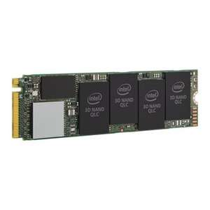 intel 660p 512gb NVMe M.2 SSD 1500MB read / 1000MB write speed - Available from 31st October at Scan £100.99 C&C (£106.48 delivered)