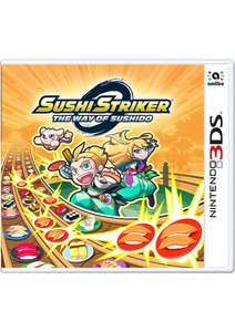 Sushi Striker The Way of Sushido on Nintendo 3DS £12.85 delivered @ Simply Games