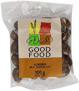 Mintons x 10 pack 100g chocolate almonds £5.17 Amazon (£4.49 delivery non prime)