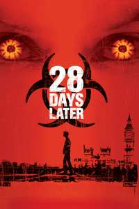 28 Days Later £2.99 on iTunes