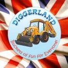 £10 tickets for half term at Diggerland Devon