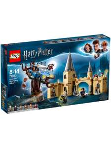 LEGO 75953 Harry Potter Hogwarts Whomping Willow and Aragog's Lair Bundle now £54.99 @ John Lewis & Partners online