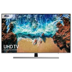 "Samsung UE75NU8000 75"" Ultra HD certified HDR 1000 Smart 4K with 5 Years Guarantee and Free Delivery - £1,799 @ THT"