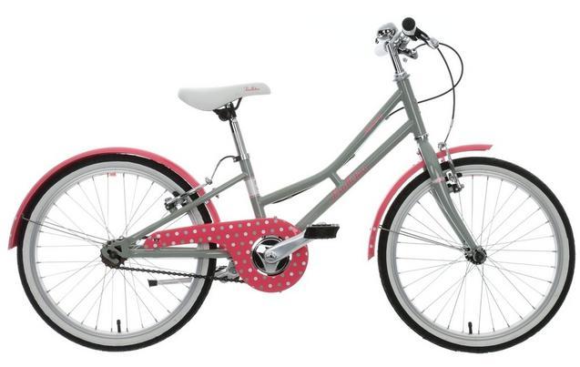 Pendleton girls bike, with wicker  basket - £160 @ Halfords
