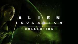 Alien: Isolation Collection PC Steam Key £7.50 with code @ Fanatical