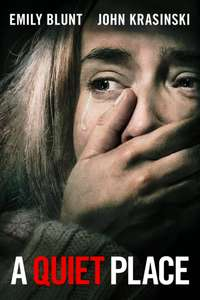 A Quiet Place 4K on iTunes £6.99