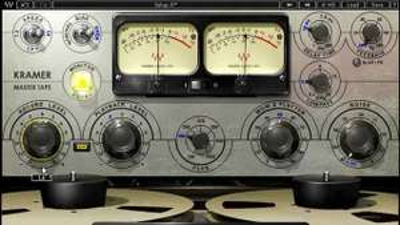 Kramer Master Tape Plugin £22.63. Usually $249