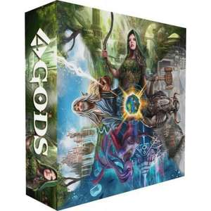 4 Gods Board Game £10 @ The works - Free c&c