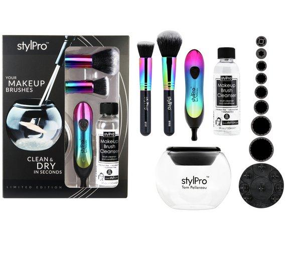 StylPro Argos Exclusive Iridescent Rainbow Make-up Brush Cleaner SAVE 25% £37.49 @ Argos