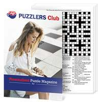 Free Puzzle Magazine from Puzzlers Club