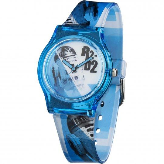 Star Wars R2-D2 Kids Watch was £15.99 now £9.68 Delivered with Code VCHUT12  @ The Watch Hut.