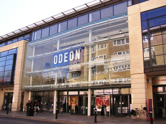 3x free cinema tickets for films on three days: Nov 6, 7 & 8 @ ODEON Bath