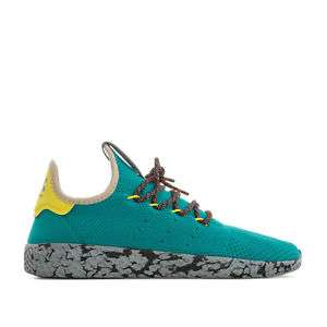 Adidas Originals Pharrell Williams Tennis Hu Trainers In Teal sizes 4 - 11 £34.99 delivered @ eBay sold by g.t.l_outlet