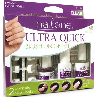 Nailene Ulta Quick Brush-On Gel Kit £5.99 C&C @ BodycarePlus