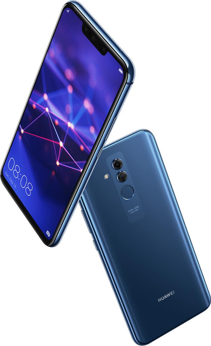 Huawei mate 20 lite, ee , grade A £280 @ CEX