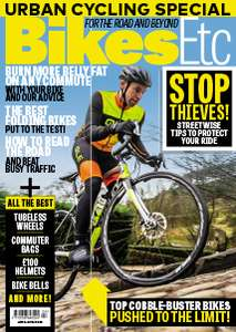 3 issues of Bikes Etc. plus 5 inner tubes for £3.00 @ Magazine Subscriptions