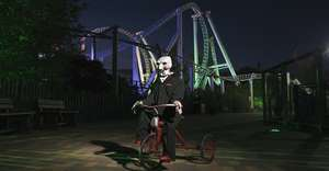Thorpe Park Fright Night, one day entry pass for £11PP in clubcard vouchers