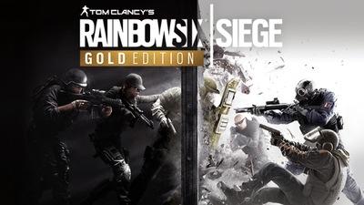 Tom Clancy's Rainbow Six Siege - Year 3 Gold Edition - £33.49 @ Fanatical