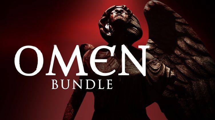 Omen Bundle - 11 horror games - Redeem on Steam - £2.29