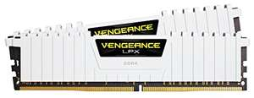 Corsair CMK16GX4M2D3000C16W Vengeance LPX 16 GB (2 x 8 GB) DDR4 3000 MHz C16 XMP 2.0 High Performance Desktop Memory Kit - £126.06 @ Amazon
