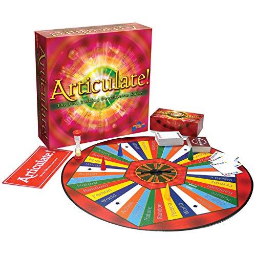 Articulate - The Fast Talking Description Board Game @ Amazon - £14.99 Prime / £19.48 non-Prime