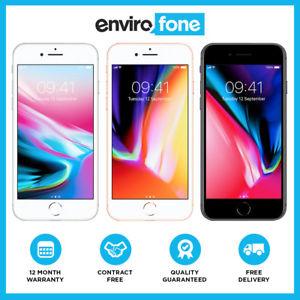 256GB Apple iPhone 8 Plus Grey/Gold Unlocked Refurbished Smartphone - Good £503.10 + Warranty @ Envirofone Ebay