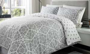 100% cotton brushed thermal duvet sets single £15 + £1.99 Delivery @ Groupon (other sizes available)