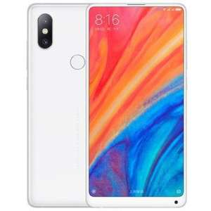 Xiaomi MI MIX 2S 4G Phablet Global Version white 64gb - £289.28 (with code) @ GearBest