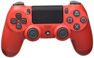 Sony V2 Dual Shock 4 Wireless Controller - Red (PS4) - £46.61 + £1.49 P&P - Sold and Despatched by Cost-Dropper via Amazon