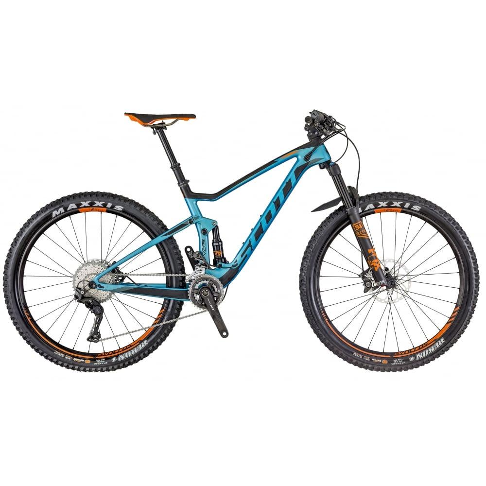 ScottSpark 710 Full Suspension Mountain Bike (2018)RRP £4799, now £2999 @ Westbrook Cycles