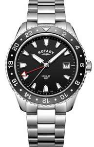 Rotary Henley  GMT - £157.50 (with code) @ Ernest Jones