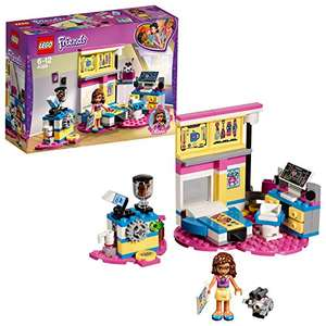 Lego Friends UK 41329 Olivia's Deluxe Bedroom was £12.99 now £7.98 delivered @ Amazon Prime.