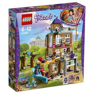 Lego Friends 41340 Friendship House was £59.99 now £42.95 Free P+P  @ Jadlam Toys and Models