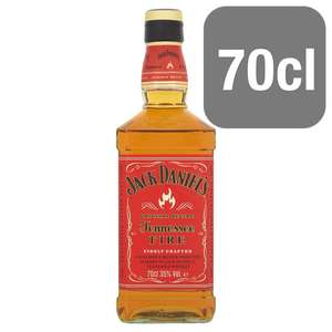 Jack daniels Fire at Tesco for £16