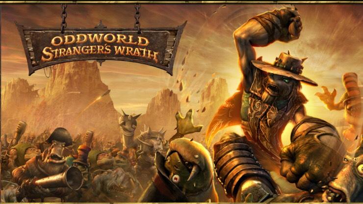Oddworld: Stranger's Wrath Mobile 99p @ iTUNES