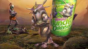 Oddworld: Munch's Oddysee, on sale 85% off! 99p @ iTunes