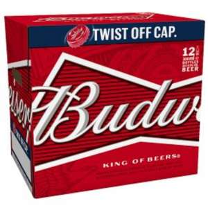 Budweiser 12 Pack (3 for £21) @ Asda
