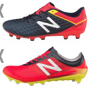New Balance Mens Furon 2.0 Pro FG Football Boots £29.99 size 6.5 up to 11.5 in stock p&p £4.99 / Free for premium members @ MandM direct