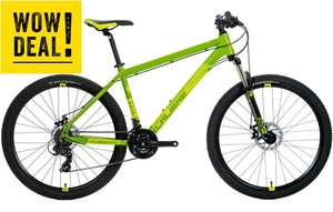 Calibre Rail bike at £199 at Go Outdoors (free delivery/C&C)
