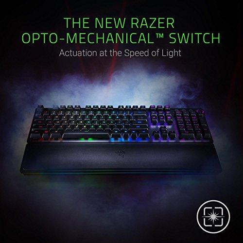 Razer Huntsman Elite, Gaming Keyboard at Amazon for £160.14