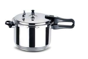 3, 7 or 11 Litre Aluminium Pressure Cooker - from £12.99 plus £3.99 p+p @ Wowcher / direct2publik
